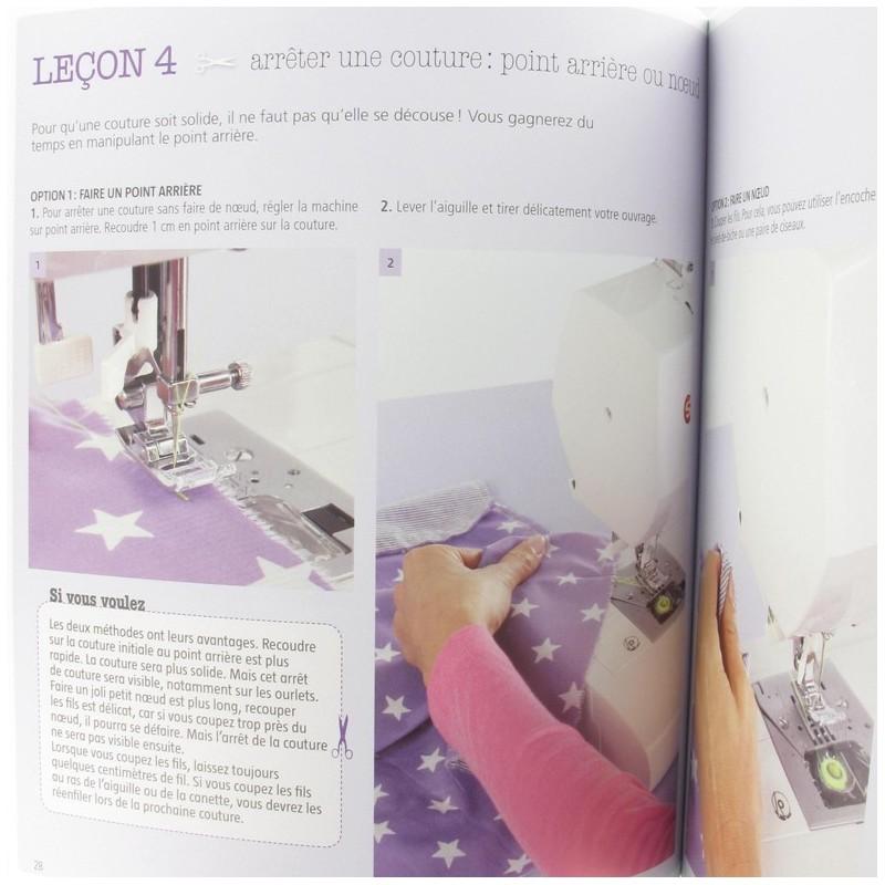 livre apprendre coudre la machine ma petite mercerie. Black Bedroom Furniture Sets. Home Design Ideas