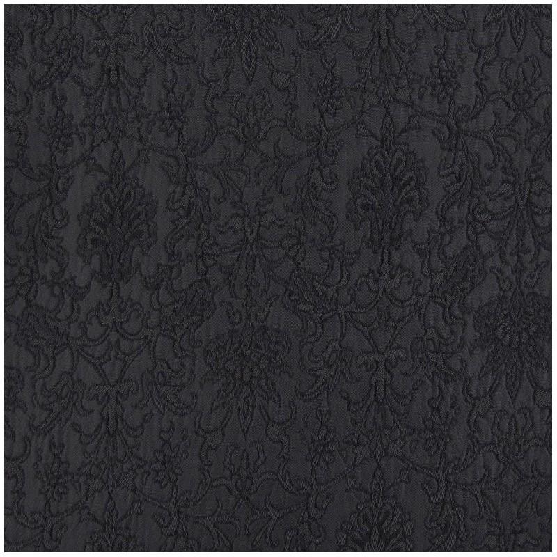 tissu damass royal gris x 10cm ma petite mercerie. Black Bedroom Furniture Sets. Home Design Ideas