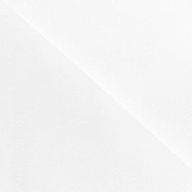 Tulle blanc au mètre