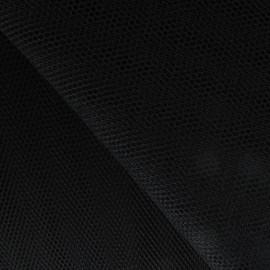 Tulle noir (au mètre)