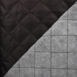 Doublure matelassée marron x 10cm
