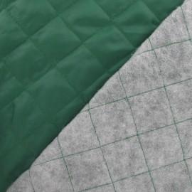 Doublure matelassée vert prairie x 10cm