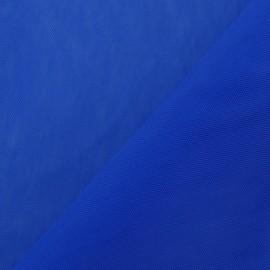 Tulle grande largeur Empire Blue (au mètre)