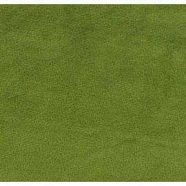 Tissu velours éponge jersey mousse x 10 cm