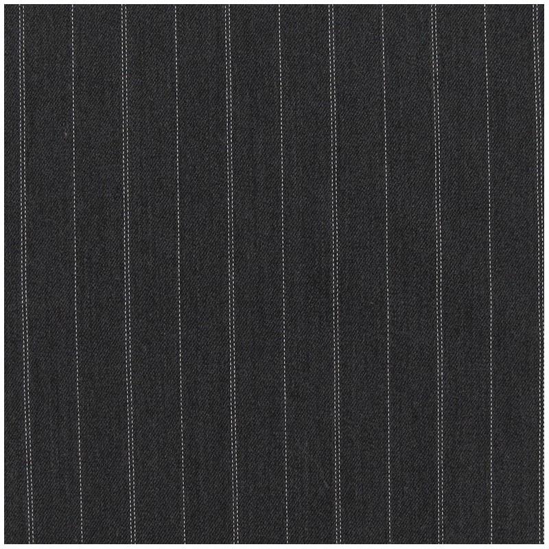 tissu tailleur rayure double gris x 10cm ma petite mercerie. Black Bedroom Furniture Sets. Home Design Ideas