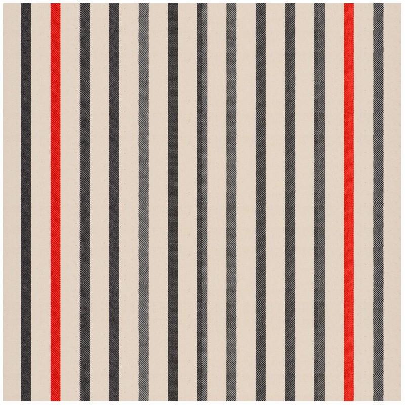 tissu toile transat marin cru noir 43cm x 10cm ma petite mercerie. Black Bedroom Furniture Sets. Home Design Ideas