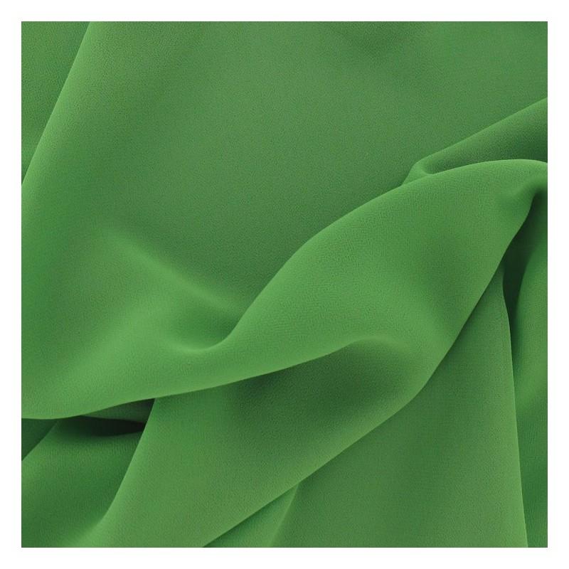 tissu mousseline vert mousse x 50 cm ma petite mercerie. Black Bedroom Furniture Sets. Home Design Ideas