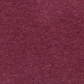 Tissu thermocollant velours bordeaux