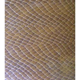Tissu thermocollant python