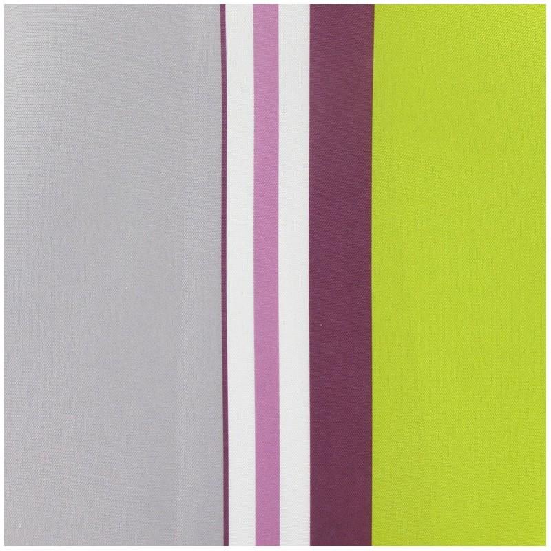 tissu toile polyester impression digitale manael prune. Black Bedroom Furniture Sets. Home Design Ideas