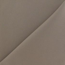 Tissu coton sergé écorce x 10cm
