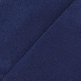 Tissu coton tissé Joséphine indigo x 10cm