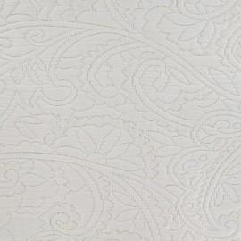 Tissu piqué Forcalquier écru x 10cm