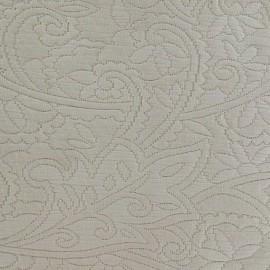 Tissu piqué Forcalquier stone x 10cm