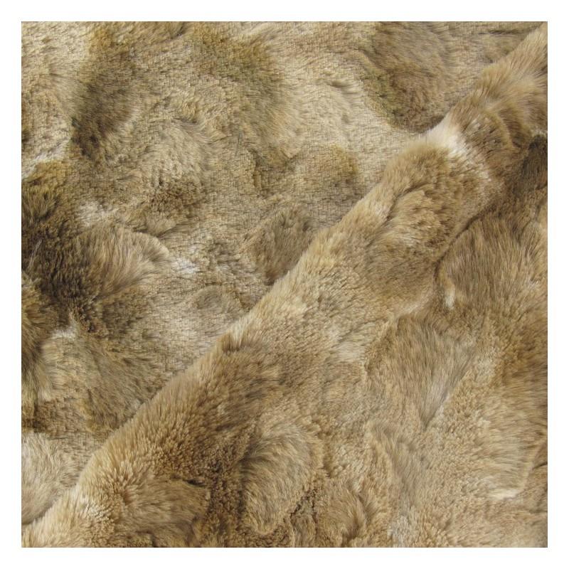 tissus fourrure fourrure mouton beige clair ma petite mercerie. Black Bedroom Furniture Sets. Home Design Ideas