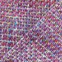 Tissu Tweed Rosa x 10cm
