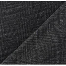 Tissu tailleur carreaux Charles x 10cm
