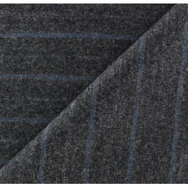 Tissu tailleur rayures Robert x 10cm