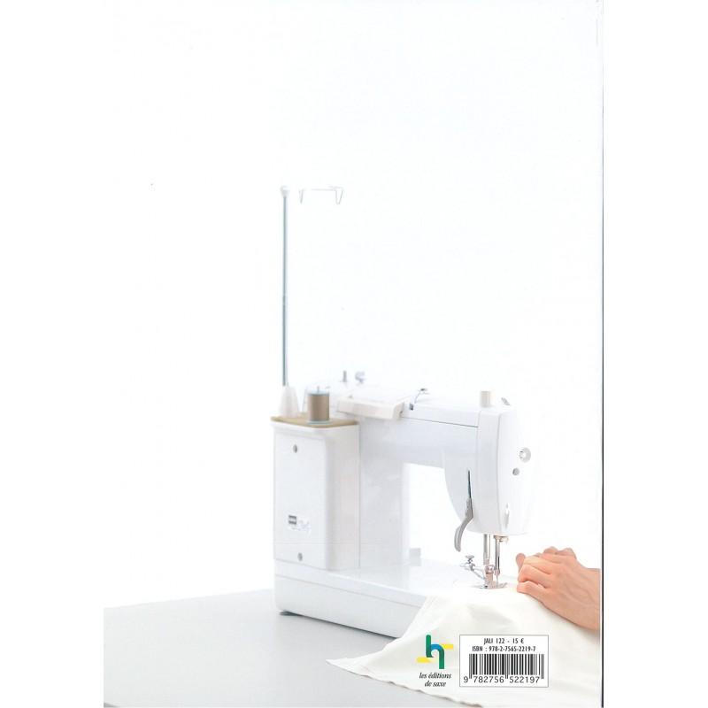 livre les bases de la couture la couture machine ma. Black Bedroom Furniture Sets. Home Design Ideas
