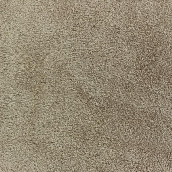 tissu sweat envers minkee brun x 10cm ma petite mercerie. Black Bedroom Furniture Sets. Home Design Ideas