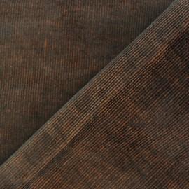 Tissu velours milleraies bicolore 400gr/ml x10cm