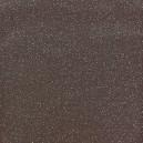 Tissu enduit paillettes noir x 10cm
