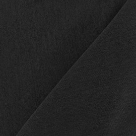 Tissu tailleur Albias noir x 10cm
