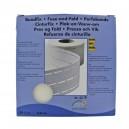 Perfobande (largeur 30 mm) Vlieseline blanc x1m