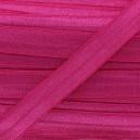 Biais extensible rose x 50 cm