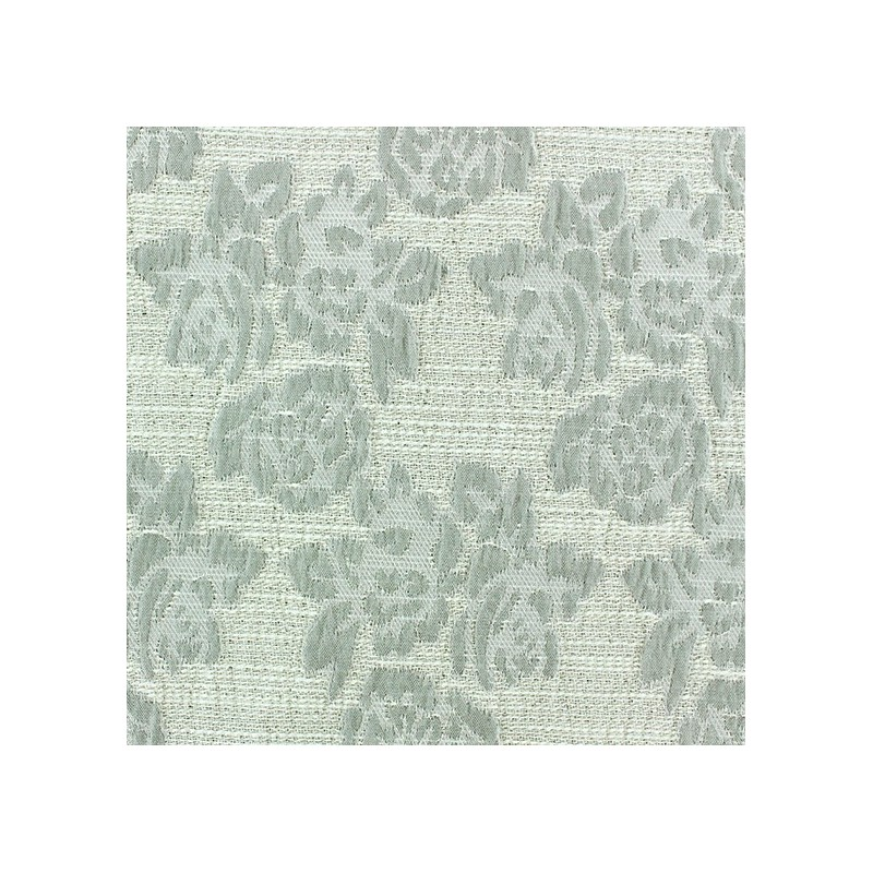 tissu damass floral gris x 10cm ma petite mercerie. Black Bedroom Furniture Sets. Home Design Ideas