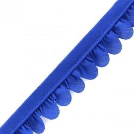 Passepoil Pétale bleu nuit