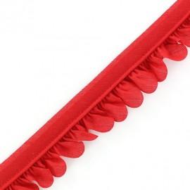 Passepoil Pétale rouge