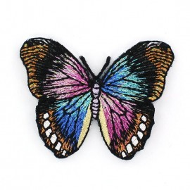 Thermocollant Papillon B Noir