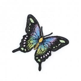 Thermocollant Papillon C Noir