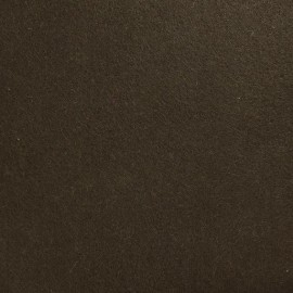 Tissu Feutrine épaisse marron x 10cm