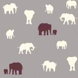 Tissu coton The Herd Shroom x 16 cm