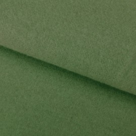 Drap manteau vert anglais