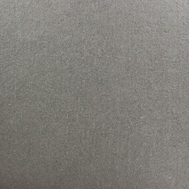 Thick baize fabric pearl grey x 10cm