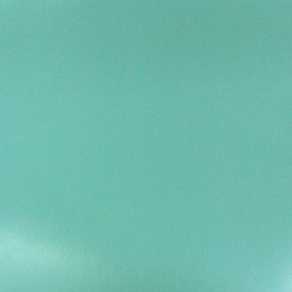Simili cuir vert d'eau x 10cm