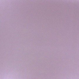 Simili cuir bleu parme x 10cm