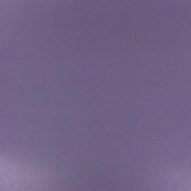 Simili cuir bleu violet x 10cm
