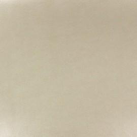 Simili cuir beige clair x 10cm