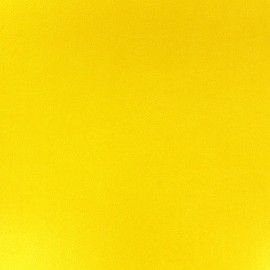 Leatherette yellow x 10cm
