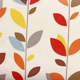 Tissu enduit vernis Evergreen x 10cm