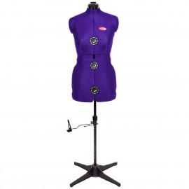 Prymadonna Dress form Size M - purple