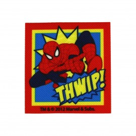 Thermocollant Toile Spider-man Thwip!