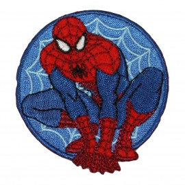 Thermocollant Brodé Spider-man A