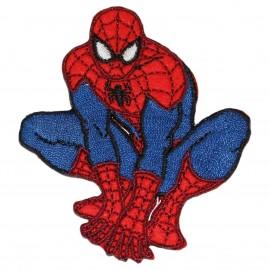 Thermocollant Brodé Spider-man B