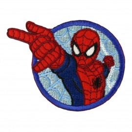 Thermocollant Brodé Spider-man C