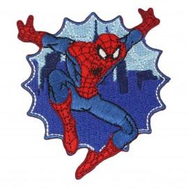 Thermocollant Brodé Spider-man D